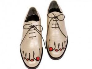scarpe stilizzate
