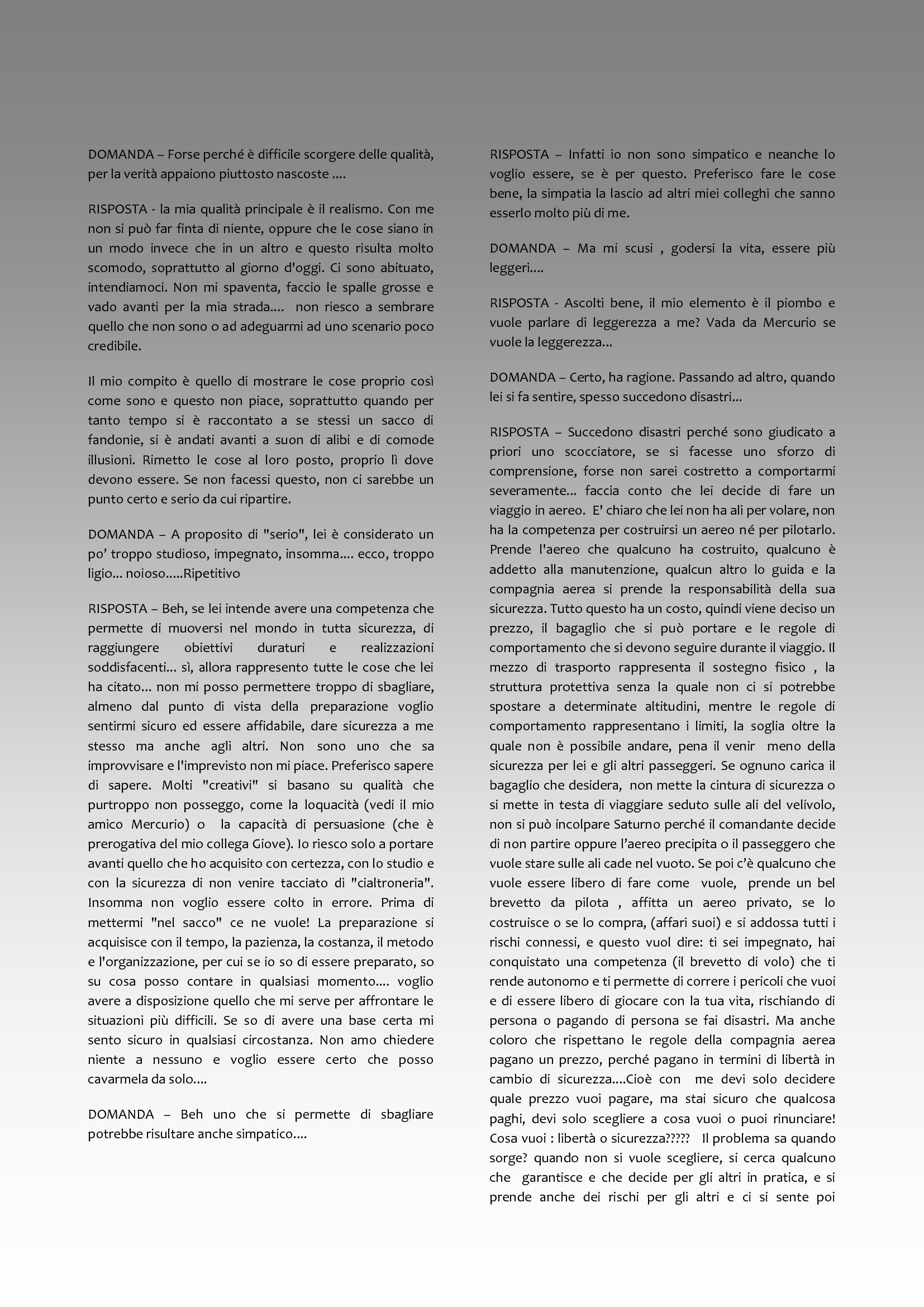 intervista a saturno-1
