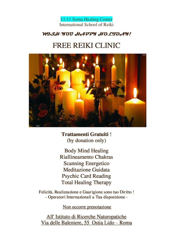 clinic reiki